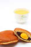 ciasteczka dorayaki japończyk Obrazy Stock