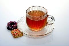 ciasteczka herbaciani Fotografia Stock