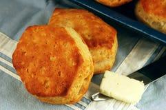 ciasteczka masła Obraz Royalty Free