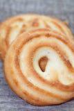 ciasteczka masła kakaowego Obrazy Stock