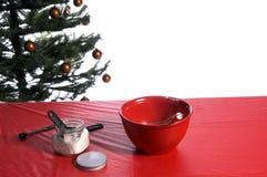 ciasteczka utensiles Obraz Royalty Free