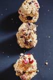 ciasteczka zdrowe Zdjęcia Royalty Free