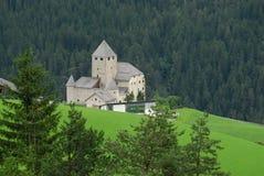 Ciastel de Tor, San Martino in Badia, Alta Badia Fotografie Stock