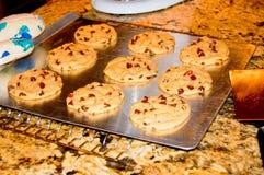 ciastka domowej roboty Zdjęcia Royalty Free