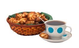 ciastka herbaciani Zdjęcie Stock