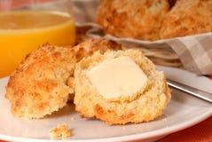 ciastka masła cheddaru ser obraz royalty free