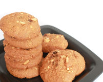 ciastka oatmeal Fotografia Stock