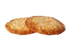ciastka oatmeal Obraz Royalty Free