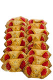 Ciastka, piec, piec, deser, piekarnia, cukier, cukierki, smakowity Zdjęcie Stock