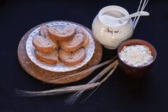 ciastka sugar cukierki zdjęcie royalty free