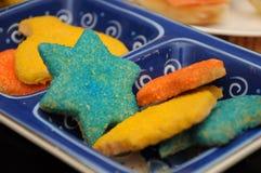 ciastka żydowscy Zdjęcie Stock