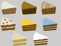 ciasto ilustracja wektor