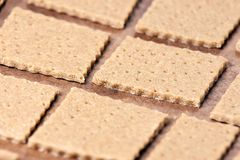 Ciasto dla ciastek Wyśmienicie piec towary stręczycielstwo Zdjęcia Royalty Free