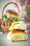 Ciasto faszerujący z Zdjęcie Royalty Free