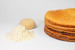 ciasto mąka Zdjęcia Stock