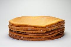 ciasto mąka Obrazy Royalty Free