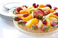 ciasto owocowe Obraz Royalty Free