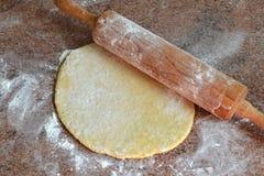 ciasto rolownik zdjęcie stock