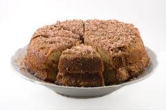 ciasto się blisko Fotografia Royalty Free