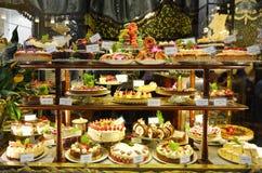 Ciasto sklep Obrazy Royalty Free