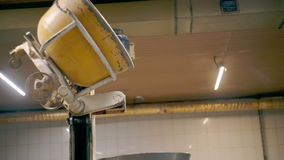 Ciasto zbiornik i melanżer zbiory wideo