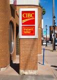 CIBC银行 库存图片