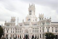 Cibeles, Мадрид Стоковая Фотография RF