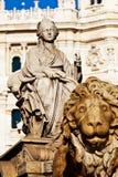 Cibeles Fontanna, Madryt, Hiszpania Obrazy Stock