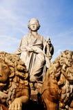 Cibeles Fontanna, Madryt, Hiszpania Obraz Royalty Free