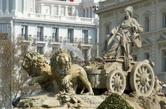 Cibeles Stock Photography