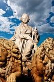 Cibeles Fountain, Madrid, Spain Royalty Free Stock Image