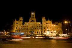 Cibeles, Madrid Royalty Free Stock Images