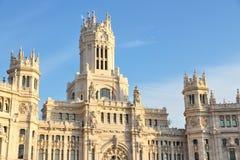 Cibeles, Madrid Royalty Free Stock Photos