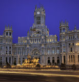 Cibeles square Stock Photography