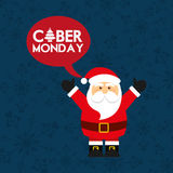 Ciber monday deals design Stock Photos