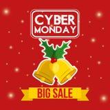 Ciber monday deals design Stock Photo
