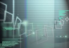 Cibernética - I Foto de archivo
