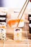 Cibo dei sushi Immagini Stock Libere da Diritti