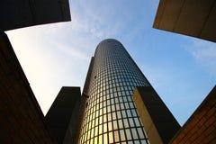 Cibona Tower, Zagreb, Croatia Stock Photos