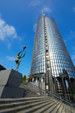 Cibona Tower, Zagreb Stock Photo