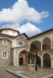 cibory kykkos monasteru gór troodos Zdjęcia Royalty Free