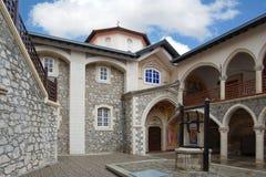 cibory kykkos monasteru gór troodos Fotografia Royalty Free