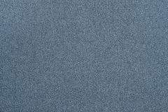 Cicatricial texture of fabric gray blue color Royalty Free Stock Photos
