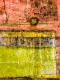 Cicatriz azul Imagenes de archivo