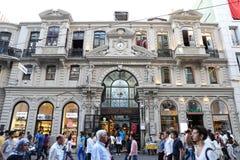 Cicek Pasaji in Istanbul Stock Photography