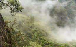 Cicha dolina w Kodaikanal Zdjęcia Stock