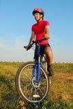 Ciclismo companheiro fotos de stock