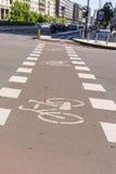 Cicletrack Stock Photo