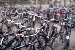 Cicli Fotografie Stock
