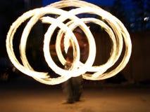 Cicli del fuoco Fotografia Stock Libera da Diritti